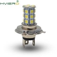 цена на Auto Moto Motorcycle Led Fog Lamp HeadLamp 5050 27Led Auto Light Daytime Running Light Headlight Parking Driving Bulb Dc 12v