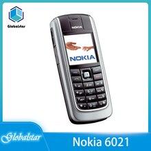 NOKIA 6021 Refurbished Mobile GSM Cell-Phone Bluetooth Black Cheap Original