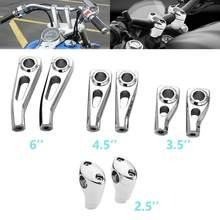 Pince universelle de guidon de moto, pour Honda, Yamaha, Suzuki, Kawasaki, Dirt Bikes, ATVs, 2.5