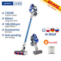 [Free Duty]Xiaomi JIMMY JV83 Vacuum Cleaner JV83 Wireless Handheld Cordless Stick Vacuum Cleaner 20kPa VS JIMMY JV53