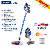 [Free Duty] Xiaomi JIMMY JV83 aspirateur JV83 sans fil portable sans fil bâton aspirateur 20kPa VS JIMMY JV53