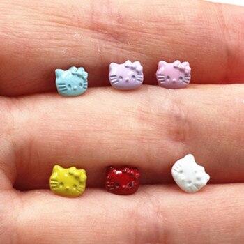 цена на Doll clothes diy accessories mini buckle 5.5mm button - azone mmk blyth