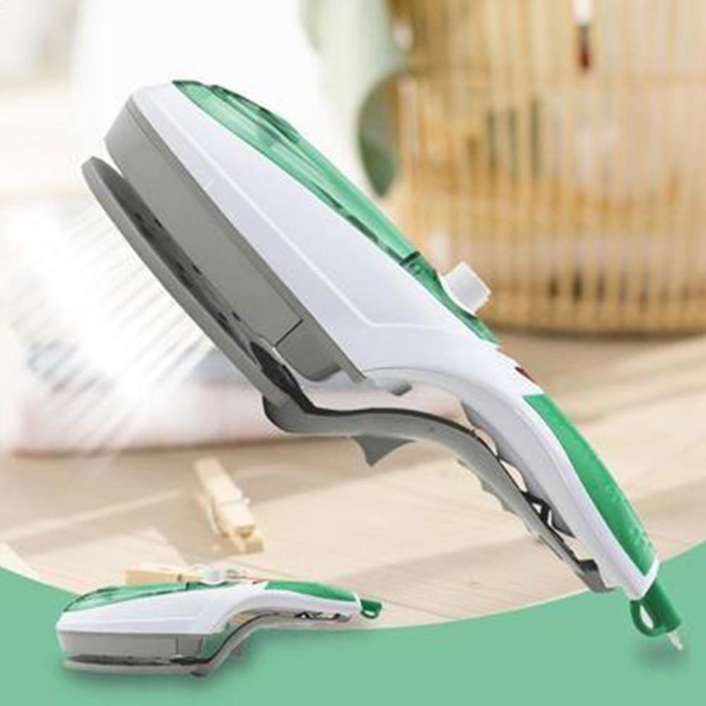 Мини Портативный Ручной утюг для одежды электрический утюг для глажки одежды щетка для морщин EU/UK/US Plug отпариватель для одежды