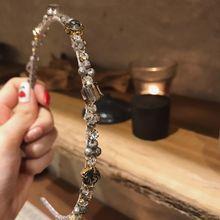 Женские Элегантные повязки для волос mengjiqiao новые корейские