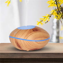 Essential Oil Diffuser 250ml Ultrasonic Aromatherapy Office Home Difusor Aromaterapia With 7 Colorful Night-Light