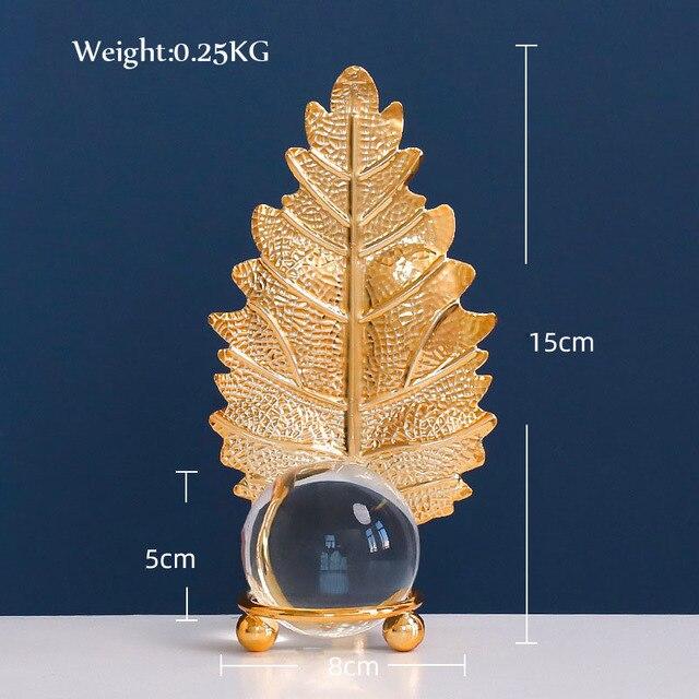 Купить скандинавский светильник роскошный золотой хрустальный шар лист картинки цена