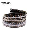Bande de LED DC12V WS2815 1 m/3 m/5 m pixel intelligent 30/60/144 LED s/m noir/blanc PCB IP30/IP65/IP67; adressable double signal WS2812 UP|LED Bandes|   -