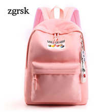 Women Multifunctional Backpacks High Quality Laptop Nylon School Bags For Teenage Girls Bag Mochila Rucksack