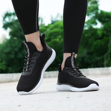 Men Sneakers Men Casual Shoes Brand Men Shoes Male Mesh Flats  Big Size Loafers Breathable Slip Running Black Shoes недорого