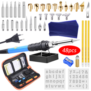 48pcs Electric Soldering Iron
