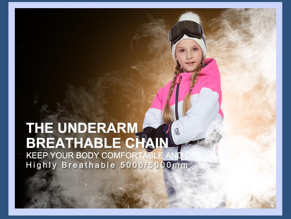girls ski wear