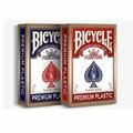 100% Original Premium Plástico Jogando Cartas 88*58mm Magia Categoria Cartas De Poker para o Mágico Profissional