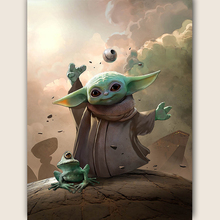 5D Diamond Painting Movie Character ET and Frog Embroidery Full Square Moasic Wall Art Picture Home Decoration Kids Gift