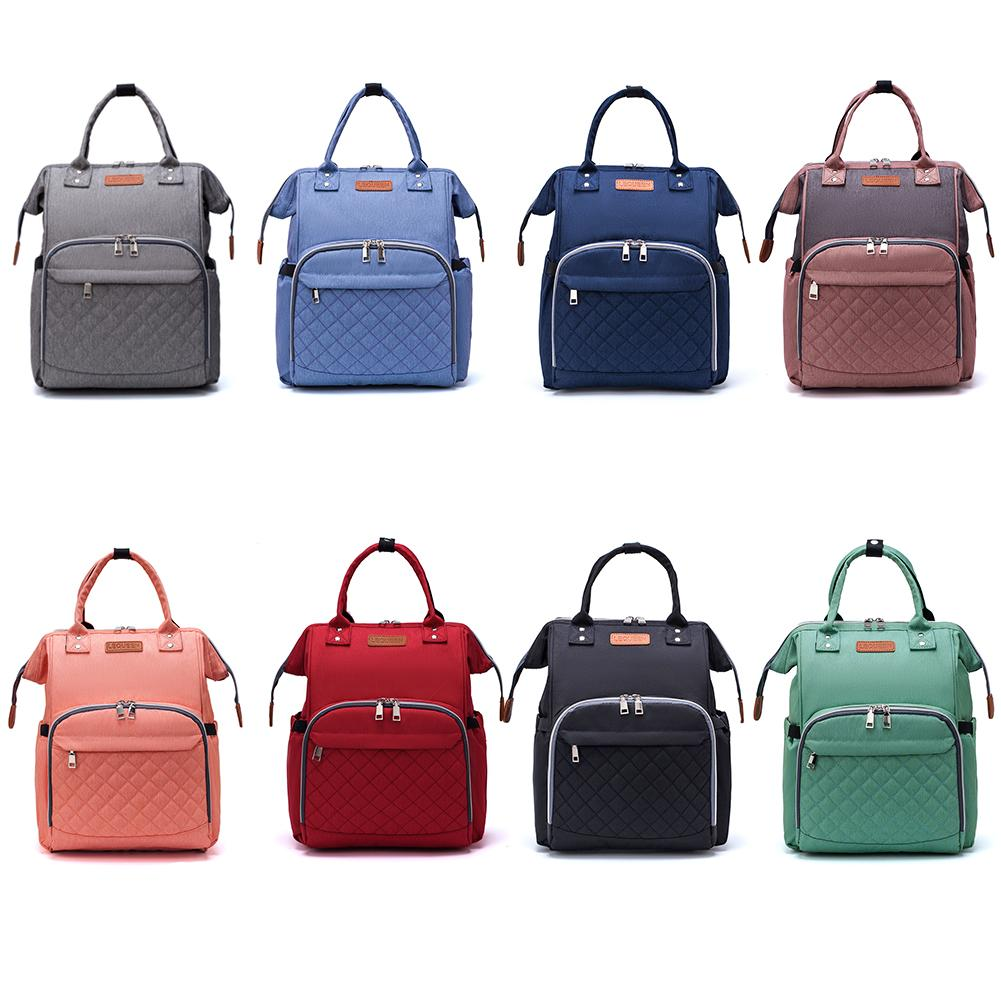 Baby Care Diaper Bag Outdoor Travel Maternity Nursing Backpack Mummy Bag