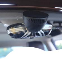 цена на For BMW MINI COOPER S JCW ONE CLUBMAN F54 F55 F56 F57 F60 Car Interior rearview mirror cover auto mirror decoration accessories