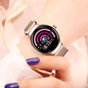 H5 Smart Watch Women Fashion F