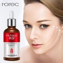 ROREC Argireline Liquid Face Serum Anti-Wrinkle Anti Aging 50ML Blemish Cream Skin Care Hyaluronic Acid Essence Moisture Creams