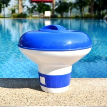 Горячая Полезная диспенсер для бассейна большой синий плавающий бассейн дозатор хлора аксессуары для бассейна