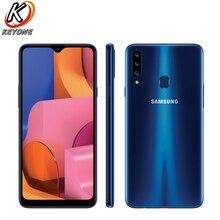 New Samsung Galaxy A20s A2070 4GB RAM 64GB ROM Mobile