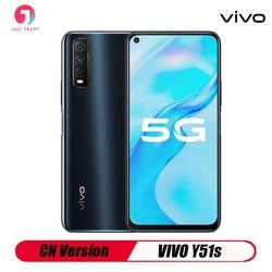 Смартфон VIVO Y51s, тройная камера 48 МП, 880 мАч, быстрая зарядка, 18 Вт, 3,5 ГБ, 6 ГБ ОЗУ