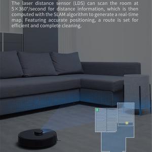 Image 5 - グローバルバージョン EU プラグ Roborock S50 S55 ロボット掃除機 2 家庭用アプリ制御掃除とウェット掃討スマート計画