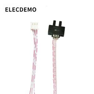 Image 4 - Tellen sensor module Optische/Hal schakelaar sensor Puls signaal tellen frequentie converter Seriële poort
