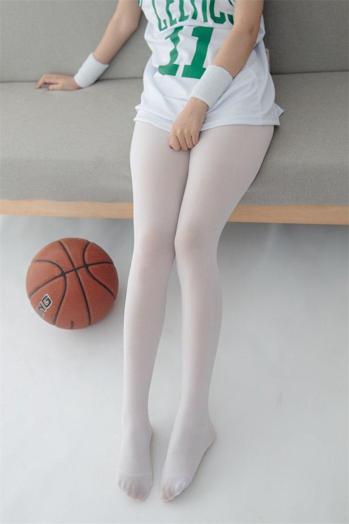 ⭐丝模写真⭐森萝财团-JKFUN–036《与篮球无关》80D白丝R16卉子[60P/1V/2.75GB]插图