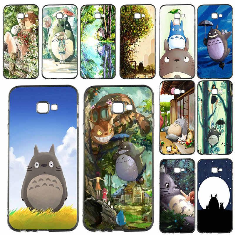 My Neighbor Totoro For Samsung Galaxy J1 J2 J3 J4 J5 J6 J7 J8 A3 ...