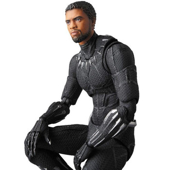 Commemorate Arrival Marvel The Avengers 3 Black Panther articulated PVC Collectible Joints Moveable Action Figure Toys