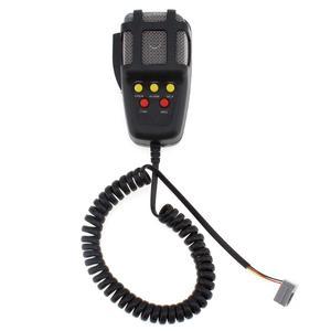 HiMISS 7 звуковая Громкая Предупреждение льная сигнализация полицейская пожарная сирена воздушный динамик 12 в 100 Вт
