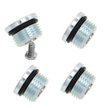 Magnetic Gearcase Front Diff Drain Plug For Polaris Sportsman Ranger 400 500 700 800 900 EV Magnum 325 330 500 3234412 3233794