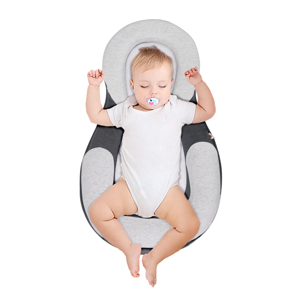 Baby Crib Adjustable Baby Bed Portable Nest Cradle Baby Coop Cotton Travel Carry Cot Dropshipping