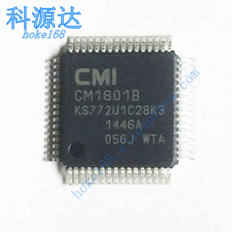 1pcs CM1801B QFP-64 In Stock