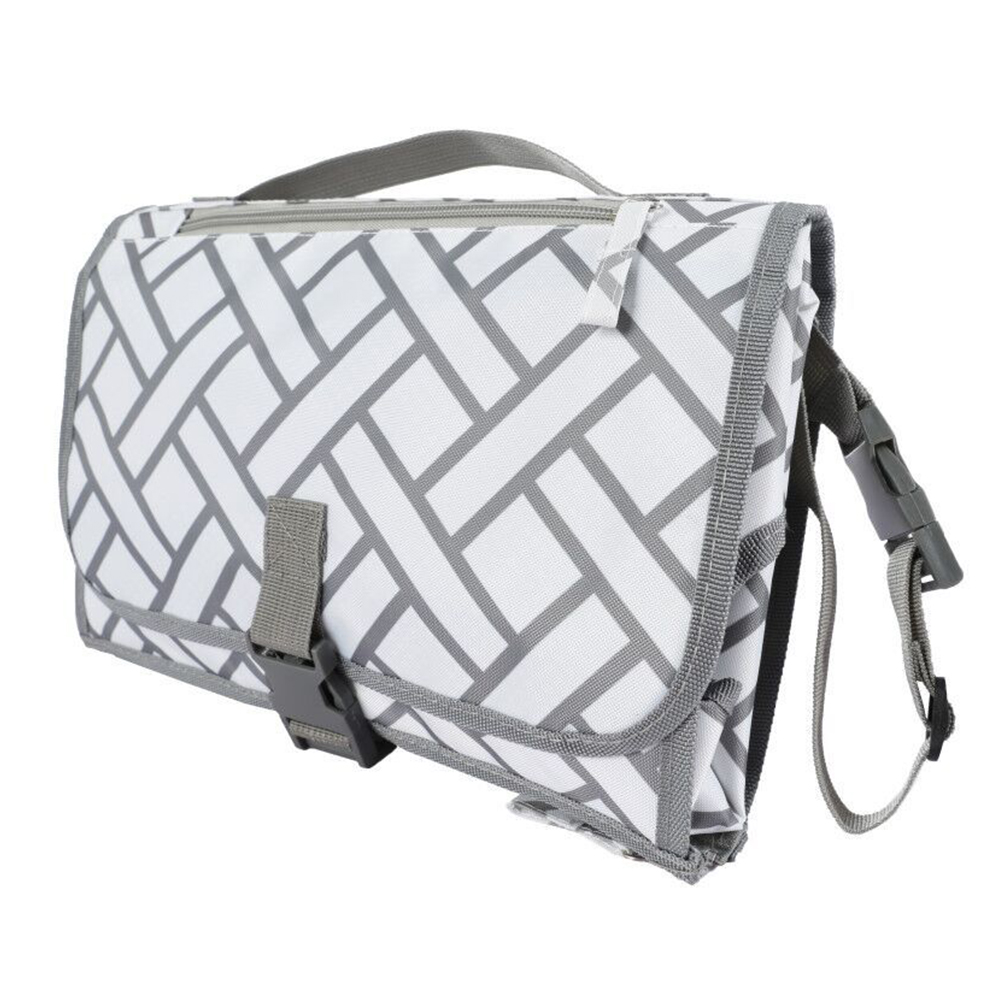 Nappy Travel Diaper Mat Changing Pad Portable Washable Soft Organizer Bag Foldable Baby Supplies Multifunction Waterproof