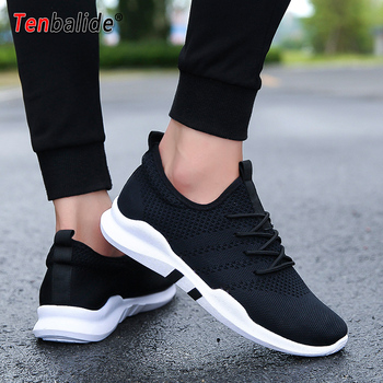 2019 Ultralight Couples Running Shoes Men/Women Mesh Walking Sneakers Male Trainers Sports Shoes Breathable Jogging Athletic