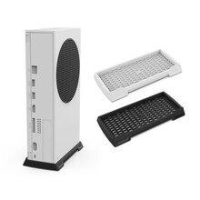 מעמד אנכי חום פיזור Cooler בסיס עבור Xbox סדרת S XboxSeries SS פשוט שטח חיסכון משחק קונסולת אבזרים
