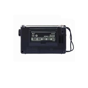 Image 2 - TECSUN R 9012 FM/AM/SW 12 להקות נייד כיס סגנון רגישות גבוהה רדיו מקלט משלוח חינם