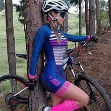Frenesi colombia Autumn Triathlon Suit Women's Cycling Long Sleeve Set Body Kit Jumpsuit Ropa Ciclismo Mujer Skinsuit Speedsuit frenesi colombia 2019 triathlon suit one piece cycling suits women short sleeve cycling skinsuit jumpsuit ropa ciclismo set gel