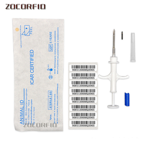 Image 5 - 134.2KHz RFID Glass Tag for Pet Identification,Tag for animal tracking/identification Pet syringe chip