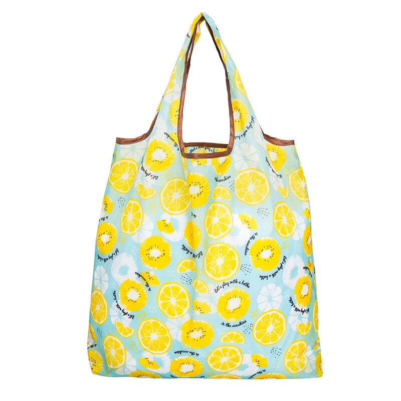 New Foldable Handy Shopping Bags Reusable Tote Pouch Recycle Storage Handbags Handbag