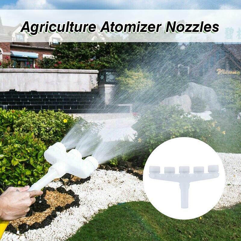Landwirtschaft Zerstäuber Düsen Garten Rasen Wasser Sprinkler Bewässerung Werkzeug SDF-SHIP