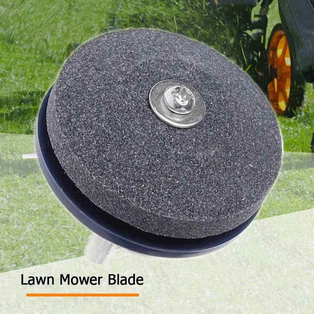 Шлифовальная дрель точилка для косилки газонокосилка более быстрая роторная лопасти дрели триммер для газонокосилки