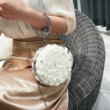 Ужин 2020 новый стиль металлический вечер сумка Запад мода цепи плеча женщин мешок партии