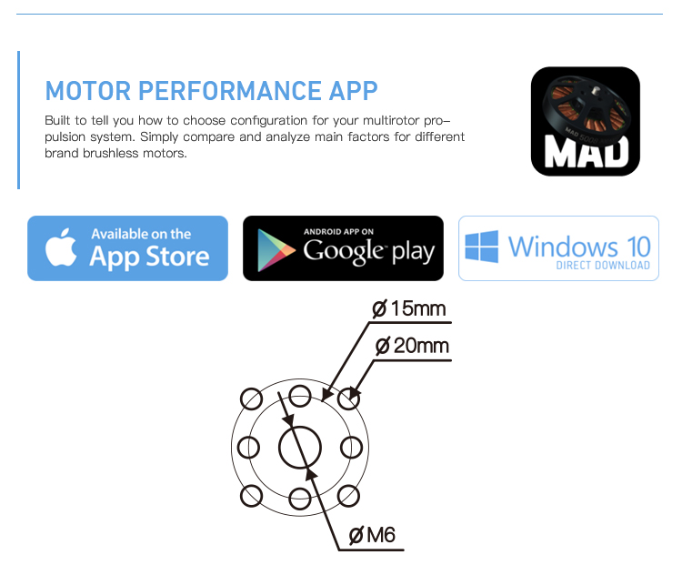 dobrável hélice para rc multi-rotores vtol multicoptor
