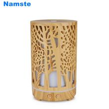 Aroma Diffuser Air-Purifier Essential-Oil Valentine's-Day-Gift 200ml NMT-076 Hollow-Cylinder