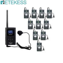 Guide-System Receiver 1-Fm-Transmitter TR504 PR13 for Guiding Church Meeting Wireless-Tour