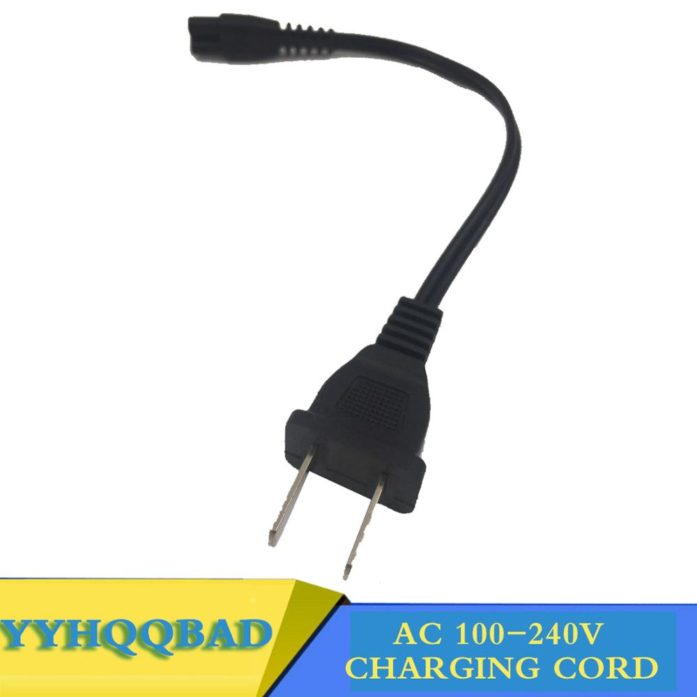 100V-240V AC CHARGING CORD UNIVERSAL FOR RECHARGEABLE FLASHLIGHT 1101