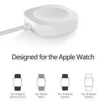 Magnetische Kleine Ladegerät platz für Apple Uhr 6 5 4 3 Smart Induktion Uhr Lade USB Tragbare Ladegerät Smart Zubehör