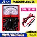 A-BF указатель Тип мультиметр Защитная функция аналоговый мультиметр Высокая точность электрик механический мультиметр анти-горение