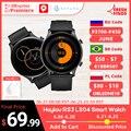 Смарт-часы YouPin Haylou RS3 LS04, 1,2 дюйма, AMOLED экран, GPS, 5 АТМ, водонепроницаемый пульсометр, спортивные Смарт-часы Android IOS